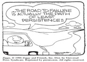 Persistence: The Make or Break of Entrepreneurship